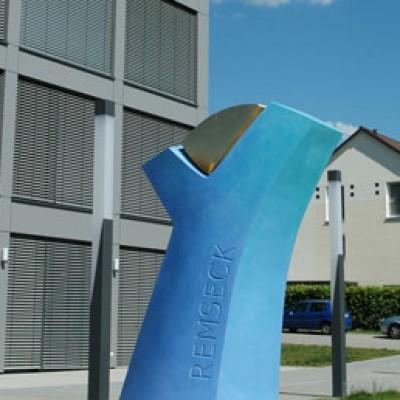 Freiplastik für die Stadt Remseck/Neckar